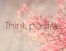 """""""El mejor Prozac es la actitud positiva"""""""